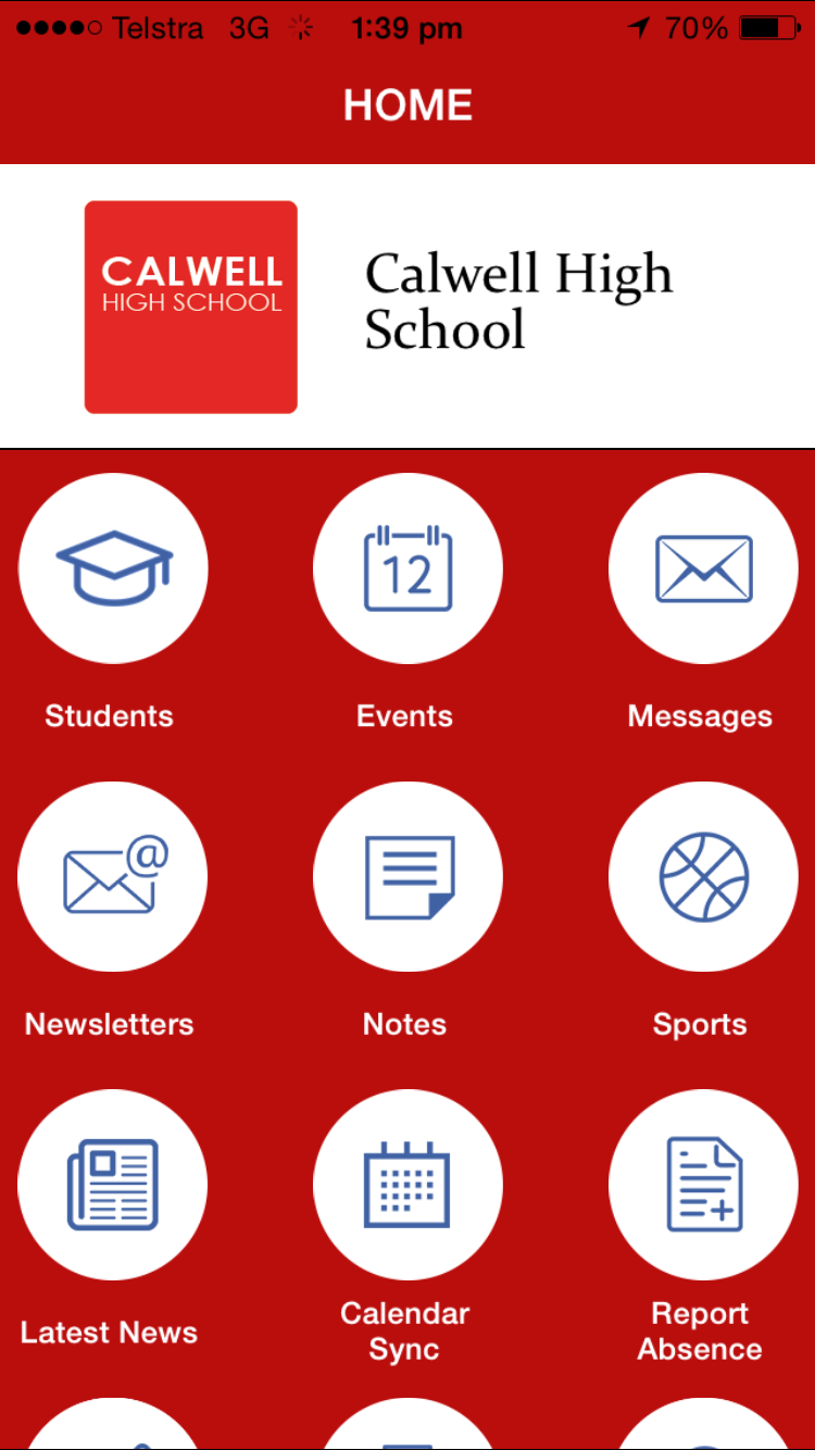 Picture of School App